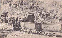 CRANSAC (12) - Aciéries De France - Entrée De Mine Au Parc - AB Nancy - 1905 - Sonstige Gemeinden
