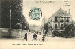 VOSGES  NEUFCHATEAU   Avenue De La Gare - Neufchateau