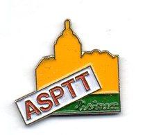 ASPTT LISIEUX - Pin's