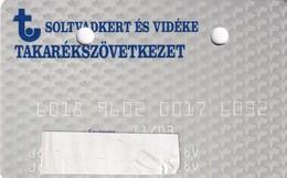 Hungarian Bank Card Cut - Geldkarten (Ablauf Min. 10 Jahre)