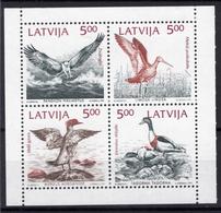 1992 - LETTONIA  - Yv.  Nr. 340/343 - NH - (UP131.55) - Lettonia