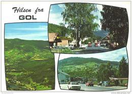 Gol I Hallingdal (D-A254) - Norvegia