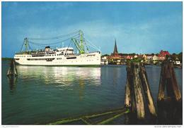 Hafen / Harbour / Port / Schiffe / Ships / Bateaux: Travemünde (D-A254) - Schiffe