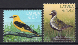 2015 - LETTONIA  - Mi.  Nr. 947/948 - NH - (UP131.55) - Lettonia