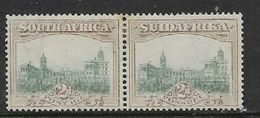 South Africa, 1937, 2d, Grey & Maroon, Perf 14 X 13.5, MH * - South Africa (...-1961)