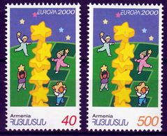 Armenie  Europa Cept 2000 Postfris M.N.H. - Europa-CEPT