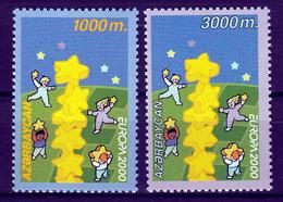 Azerbeidzjan  Europa Cept 2000 Type A Postfris M.N.H. - Europa-CEPT