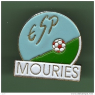 FOOT *** EPS MOURIES *** 1010 - Calcio