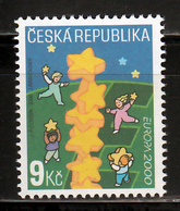 Tsjechie  Europa Cept 2000 Postfris M.N.H. - Europa-CEPT