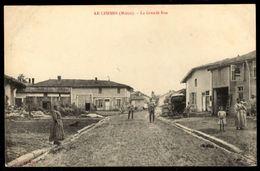 51 - LE CHEMIN (Marne) - La Grande Rue - Sonstige Gemeinden
