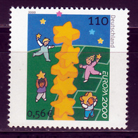 Duitsland Mi 2113 Europa Cept 2000 Postfris M.N.H. - Europa-CEPT