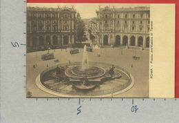 CARTOLINA NV ITALIA - ROMA - Fontana Dell'Esedra Di Termini - 9 X 14 - Roma (Rome)