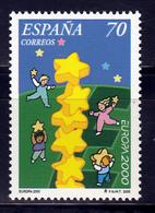 Spanje  Europa Cept 2000 Postfris M.N.H. - Europa-CEPT