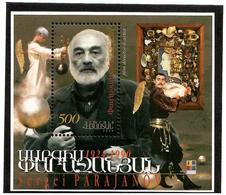 Armenia.1999 Film Director S.Parajanov. S/S: 500     Michel # BL 9 - Armenia
