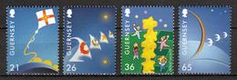 Guernsey  Europa Cept 2000 Postfris M.N.H. - Europa-CEPT