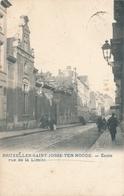 CPA - Belgique - Brussels - Bruxelles - St-Josse-ten-Noode - Ecole Rue De La Limite - St-Josse-ten-Noode - St-Joost-ten-Node