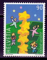 Zwitserland  Europa Cept 2000 Postfris M.N.H. - Europa-CEPT