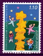 Liechtenstein  Europa Cept 2000 Postfris M.N.H. - Europa-CEPT