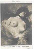 Femme Gros Seins érotique Curiosa Salon De Paris Albert Penot  Artiste - Cabarets