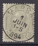 N°  47  MARBAIS - 1884-1891 Léopold II