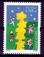 Polen Europa Cept 2000 Postfris M.N.H. - Europa-CEPT