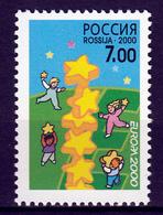 Rusland Europa Cept 2000 Postfris M.N.H. - Europa-CEPT
