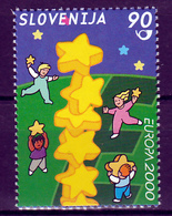 Slovenie Europa Cept 2000 Postfris M.N.H. - Europa-CEPT