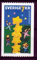 Zweden  Europa Cept 2000 Postfris M.N.H. - Europa-CEPT