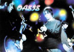 [MD3437] CPM - MUSICA - OASIS - WORLD COLLECTION - Non Viaggiata - Cantanti E Musicisti