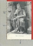 CARTOLINA NV ITALIA - ROMA - S. Pietro In Vincoli - Mosè Di Michelangelo - 9 X 14 - Roma (Rome)