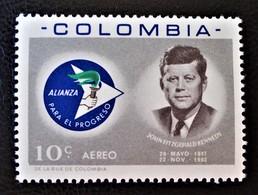 MORT DU PRESIDENT KENNEDY 1963 - NEUF ** - YT PA 438 - MI 1050 - Montserrat