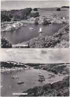 Gf. FOWEY. 2 Post Cards - Angleterre