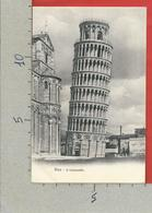 CARTOLINA NV ITALIA - PISA - Il Campanile - 9 X 14 - Pisa