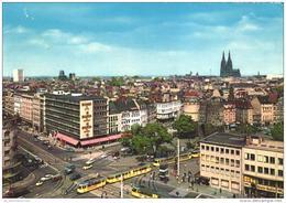 Strassenbahn / Tram / Trambahn / Rail / Railway / Tramway / U-Bahn / Subway / Metro:  Köln (D-A260) - Tramways