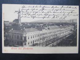 AK STOCKERAU B. KORNEUBURG 1899  // D*38488 - Stockerau