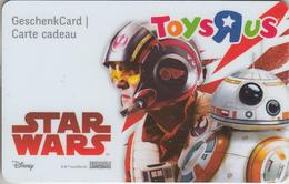SUISSE - PHONE CARD - KDO - SUISSE *** STAR WARS / 2 *** - France