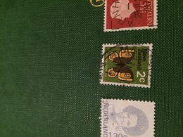 NUOVA ZELANDA FARFALLE - Stamps
