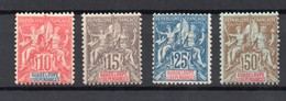 !!! PRIX FIXE : GUADELOUPE, SERIE N°41/44 NEUVE ** - Guadeloupe (1884-1947)