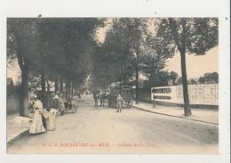 17 ROCHEFORT SUR MER AVENUE DE LA GARE CPA BON ETAT - Rochefort