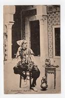 - CPA Tunisienne Chez Elle (superbe Gros Plan) - N° 7 - - Tunisie