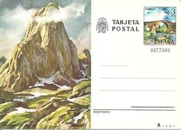 Tarjeta Postal, Asturias (Asturie, Spagna) Naranjo De Bulnes - Asturias (Oviedo)