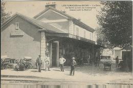 Gard : Les Fumades, La Gare De St Julien De Cassagnas - France