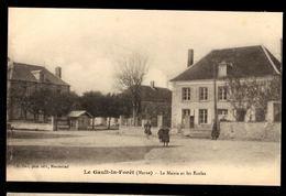 51 - LE GAULT LA FORET (Marne) - La Mairie Et Les Ecoles - Otros Municipios