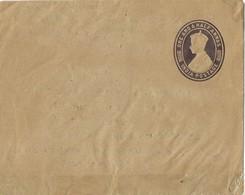 32811. Entero Postal INDIA Inglesa 1 1/2 Anna, King - 1947-49 Dominio Británico