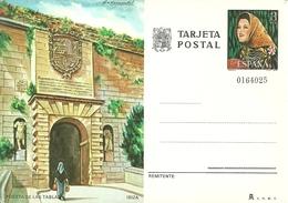 Tarjeta Postal, Ibiza (Baleari, Spagna) Puerta De Las Tablas - Ibiza