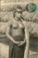 GUINÉE - Carte Postale - Jeune Femme - L 30036 - Guinée Française