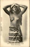 GUINÉE - Carte Postale - Femme Mandingue - L 30037 - Guinée Française