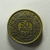 Morocco 50 Francs ''1371'' - Morocco