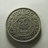 Morocco 20 Francs ''1366'' - Morocco