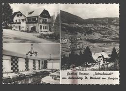 Sankt Michael Im Lungau - Gasthof Pension Petersbründl Am Katschberg - St. Michael Im Lungau